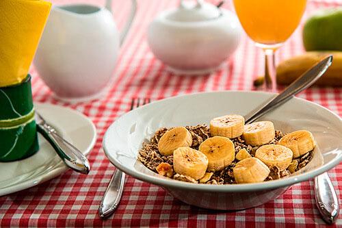 gavina mar gastronomía desayuno