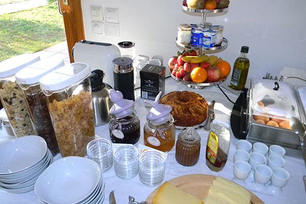 gavina mar desayuno