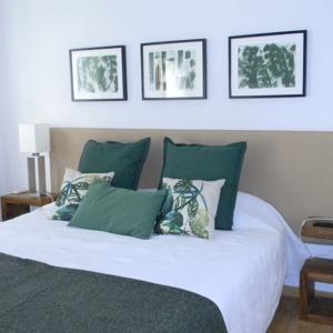gavina mar habitació emmerald llit