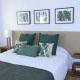 gavina mar habitación emmerald cama