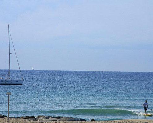 gavina mar el masnou playa 3