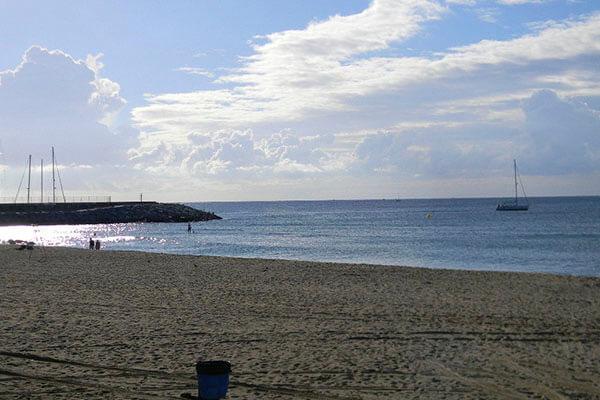 gavina mar el masnou playa 4
