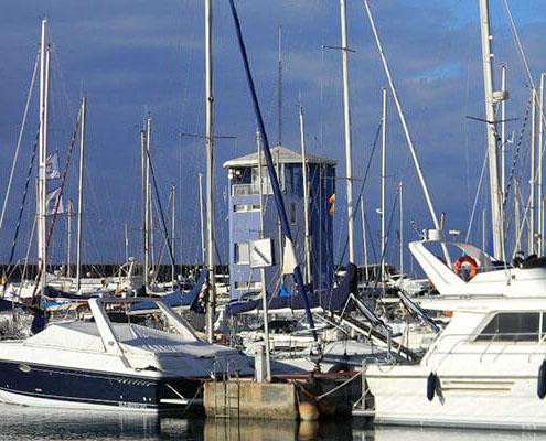 gavina mar el masnou puerto 3