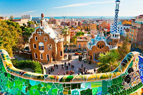gavina mar actividades parc guell barcelona