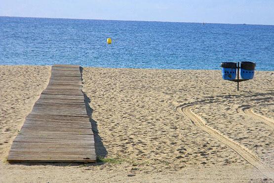 gavina mar actividades playa el masnou