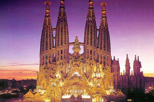 gavina mar actividades sagrada familia barcelona