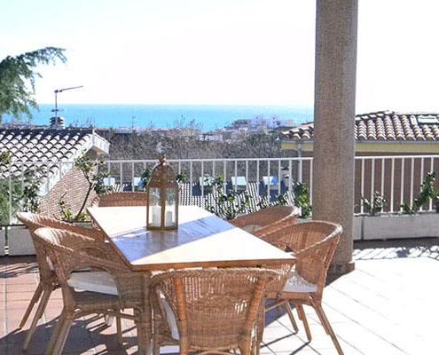 gavina mar terraza